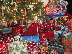 Christmas presents...