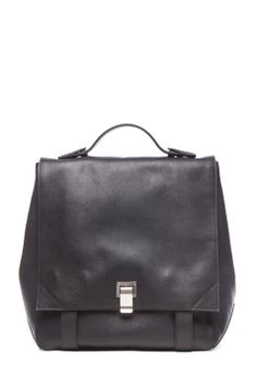 Proenza Schouler|PS Large Backpack in Black