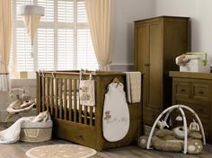 Baby cot inspiration
