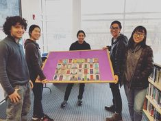 These AWESOME GVHS students finished this 1000 piece puzzle in 2 DAYS!! The library is going to need to take up a puzzle drive to keep up with them! #soimpressed #gvhslibrary #librarian #librarylife #libraryfun #makerspace #tlchat