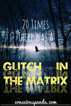Have you ever experienced a glitch in the Matrix? A strong sense of Deja Vu, a premonition or a coincidence that's so big it seems like part of a grand design? True Horror Stories, Scary Creepy Stories, Paranormal Stories, Weird Stories, Ghost Stories, True Stories, Scary Stuff, Glitch In The Matrix, Foreign Movies
