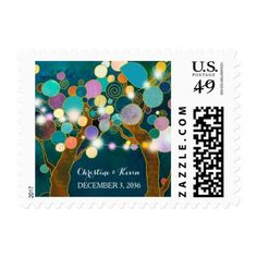 New york city easter parade landmarks nyc notebook office gifts teal love trees string lights wedding postage negle Image collections