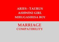Ashwini Mirugashirsham Nakshatra Compatibility Marriage Astrology, Vedic Astrology, Marriage Matching, Love And Marriage, Aries Taurus Compatibility, Taurus Love, Marriage Relationship, Boys, Baby Boys