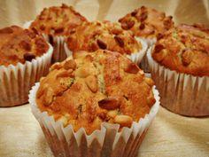 Receta de Panquecitos Saludables de Manzana Muffin Recipes, My Recipes, Mexican Food Recipes, Favorite Recipes, Macaroons, Molten Cake, Healthy Muffins, Eat Dessert First, Sweet Cakes