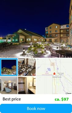 Staybridge Suites Grand Forks (Grand Forks, USA) – Book this hotel at the cheapest price on sefibo.