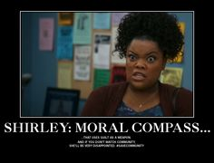 She'll make your ass sense. #savecommunity