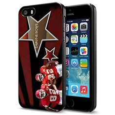 NFL Kansas City Chiefs DWAYNE BOWE , Cool iPhone 5 5s Smartphone Case Cover Collector iphone Black 9nayCover http://www.amazon.com/dp/B00UPG1OYK/ref=cm_sw_r_pi_dp_hcRsvb16QT787