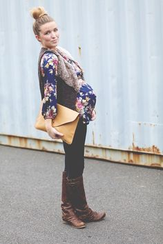 maternity or not, this is fabulous boho style