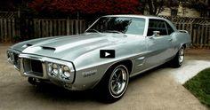 Original 1969 Pontiac Firebird Trans Am Prototype