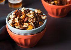 Scary Barbecue Snack Mix: Recipes + Menus : gourmet.com