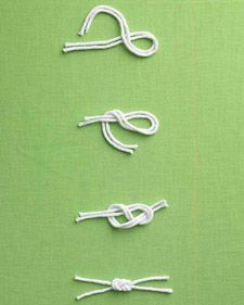 Double Figure Eight Knot tutorial - Craft ~ Your ~ Home