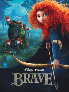 Such a cute movie with very good storytelling. @Pixar's Brave is just awesome. You can stream it now on Amazon!