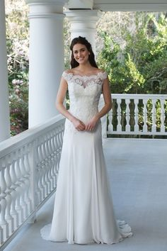 Browse beautiful Sincerity Bridal wedding dresses and find the perfect gown to suit your bridal style. Sincerity Bridal Wedding Dresses, Lace Wedding Dress, Wedding Dresses Photos, Classic Wedding Dress, Wedding Dresses For Sale, Wedding Dress Shopping, Cheap Wedding Dress, Wedding Dress Styles, Bridal Dresses