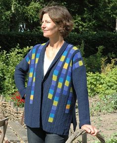 Ravelry: ANN Jacket or Vest by Vivian Høxbro