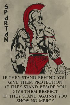 - IF - Warrior Poster Resident Name: Roddy RicchEvent Name: Roddy RicchDate: Location: Seattle, WAEvent Venue: Showbox at the Market Wisdom Quotes, Me Quotes, Spartan Quotes, Samurai Quotes, Great Quotes, Inspirational Quotes, Motivational Quotes For Men, Spartan Warrior, Spartan 300