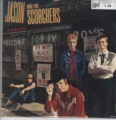Jason & The Scorchers - Fervor