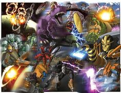 Universo Transformers