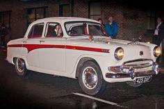 Old Car Salisbury Carnival