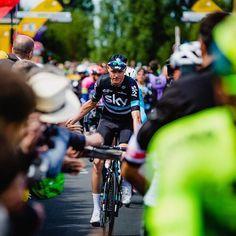 Tour de France 2016 Chris Froome Photo marshallkappel