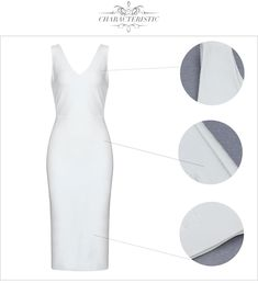Color : White Style : Sexy & Club Material : Polyester ,Spandex Occasion : Evening Party, Nightclub, Cocktail, Runway The post Fringe Sexy Backless Tank Club Night Out Bandage Dress appeared first on Power Day Sale.