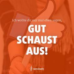 Ein Kompliment für Euch! :-) Link zum Tagebuch: https://www.facebook.com/wendweb/?ref=ts&fref=ts