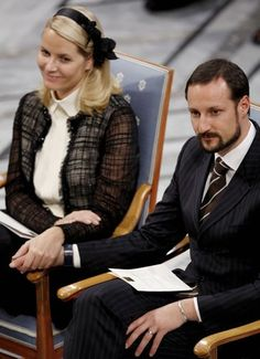 Princess Mette-Marit, beautiful Royal couple!