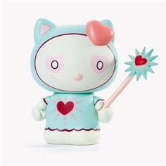 Magic Love Hello Kitty - Tara McPherson