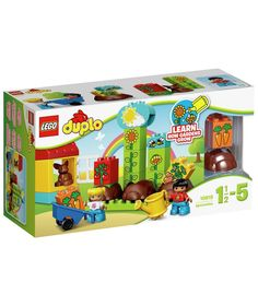 Buy LEGO DUPLO My First Garden - 10819 at Argos.co.uk - Your Online Shop for LEGO.