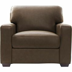 Leather Possibilities Track Arm Chair - JCPenney