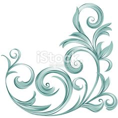 flora border Royalty Free Stock Vector Art Illustration