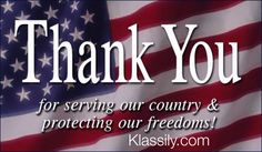 A special thnx to all the forgotten soldiers and veterans