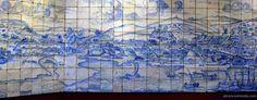 grande-panorama-de-lisboa. sec-XVIII.  Museu Nacional do azulejo. Lisboa.