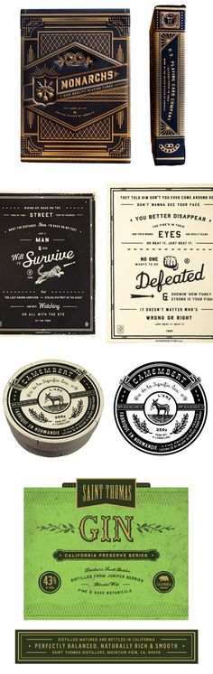 tags: #packaging, #typography, #design