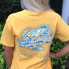A Celebration of Color Fiesta Shelly™ in Sunrise Yellow Short Sleeve Pocket Tee with Watercolor Fiesta Shelly Print Feel comfortable in your Shelly Cove… - Comfort Colors garment dyed short sleeve - 9 Preppy Outfits, Cute Outfits, Shelly Cove, College Wear, Yellow Shorts, Comfort Colors, Pet Clothes, Short Sleeve Tee, Spring Summer Fashion