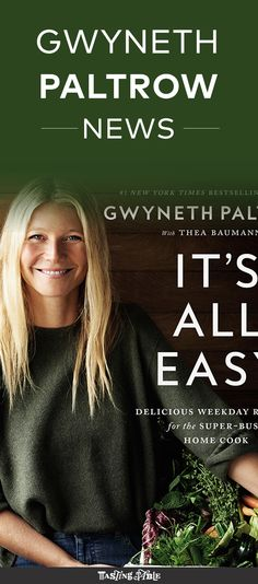Gwyneth Paltrow News