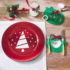 Christmas Mason Jar Table Décor