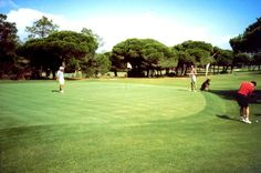 golf clinics, tournaments and camps, all over Spain
