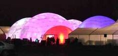 Dome marquees