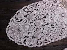 Image result for Vintage Set of Madeira Linen Napkins with Hand Done Embroidery - Google Search