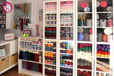 DROPS Store: La Hilandera Mercería+Taller, Sevilla, Spain: http://www.lahilandera.com/