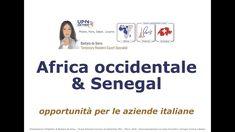 Barbara de Siena Internazionalizzare nei paesi francofoni dell'Africa, F...