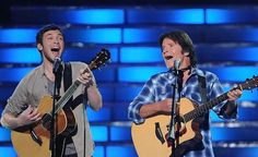 Phillip Phillips John Fogerty