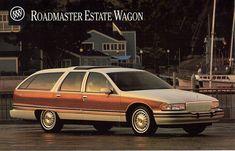 1993 Buick Roadmaster Estate Wagon