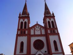 Cathedral Of The Sacred Heart: Lomé, Togo