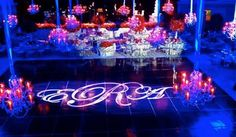 Dance Floor Gobo