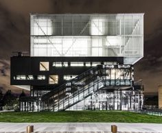 Gallery of Pontificia Universidad Javeriana School of Arts / La Rotta…