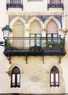 Balcony, Seville (2911)