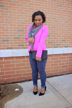 Patty's Kloset- Pink for Valentine's Day #ootd #fashion