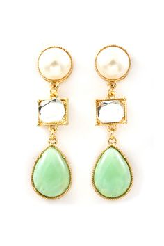 Mintylicious Cocco Earrings.