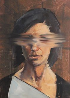 Oil, Acrylic and Spray Paint on Canvas, 123X90 cm, 2015